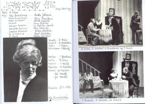 1986 Jezinky bezinky