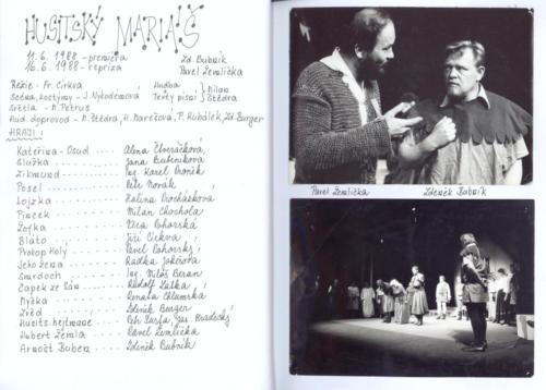 1988 Husitsky marias