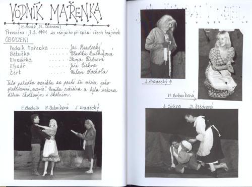 1991 Vodnik marenka