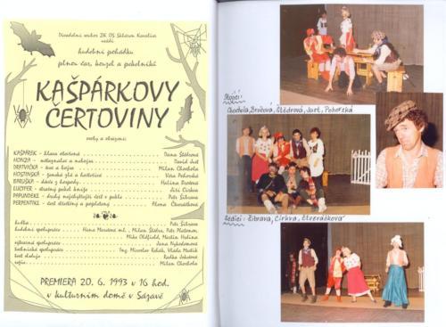 1993 Kasparkovy certoviny