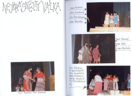 1995 Nejkrasnejsi valka 1