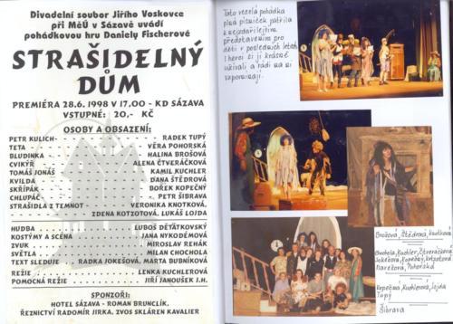 1998 Strasidelny dum