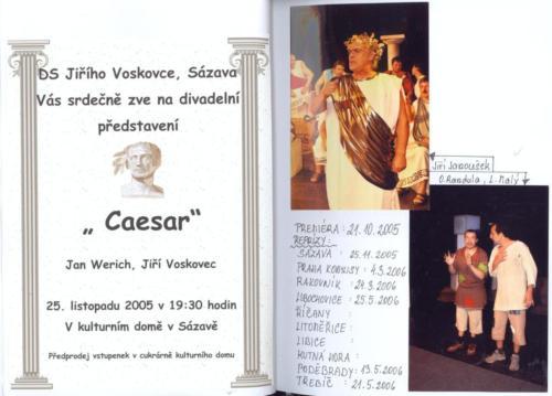 2005 Caesar 3