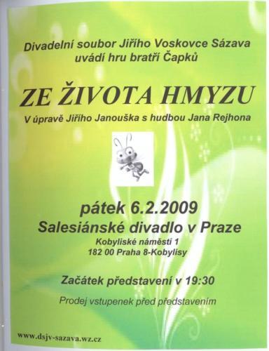 2008 Ze života hmyzu