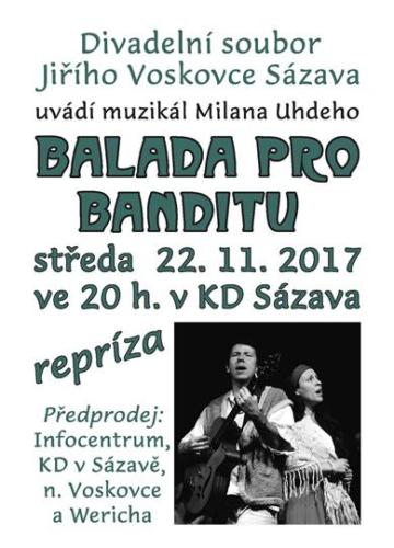 2017 Balada pro banditu