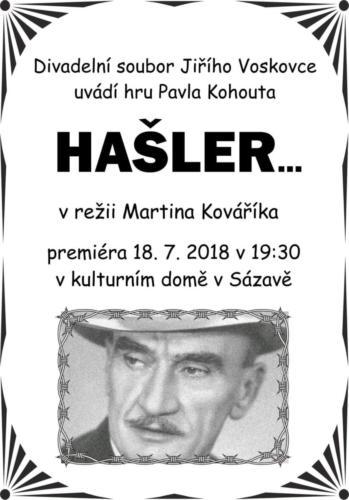 2018 Hašler...